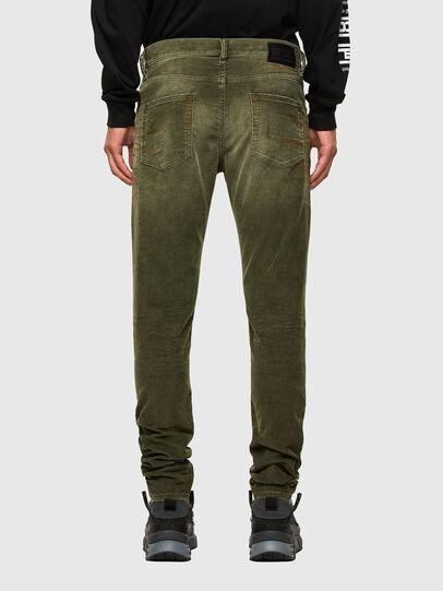 Diesel - D-Strukt 069PT, Verde Militare - Jeans - Image 2