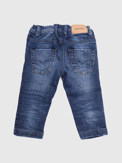 Diesel - KROOLEY-B-N F JOGGJEANS, Blu medio - Jeans - Image 2