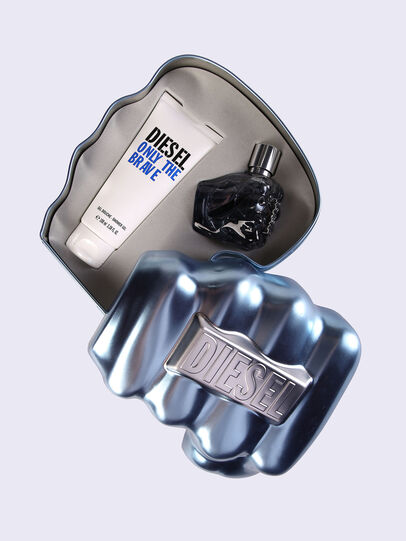 Diesel - ONLY THE BRAVE 50ML METAL GIFT SET, Generico - Only The Brave - Image 1