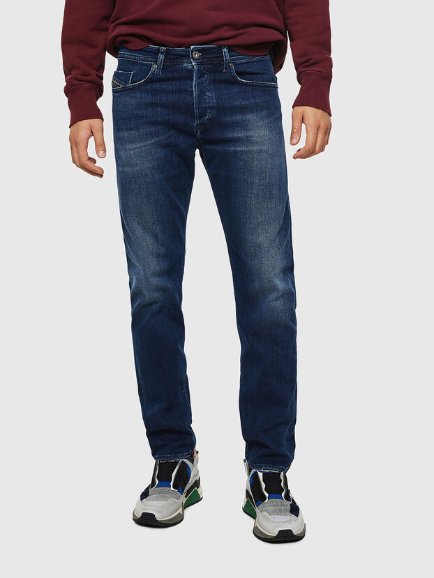Buster 0870F, Blu medio - Jeans