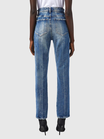 Diesel - D-Arcy 09A26, Blu medio - Jeans - Image 2