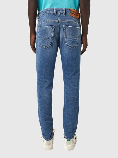 Diesel - Krooley JoggJeans® Z69VK, Blu medio - Jeans - Image 2