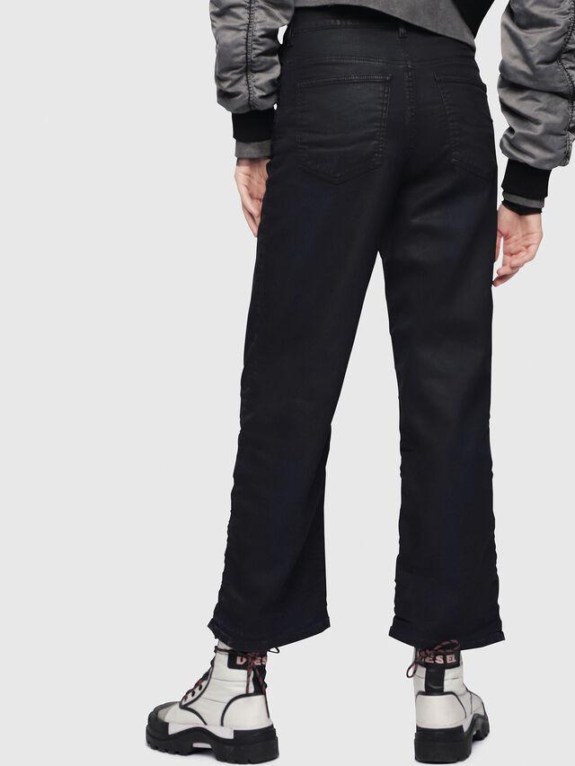 Diesel - Widee JoggJeans 0688U, Nero/Grigio scuro - Jeans - Image 2