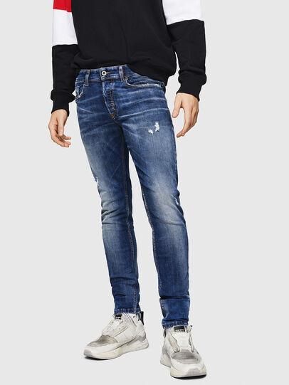 Diesel - Sleenker 069HQ, Blu medio - Jeans - Image 1