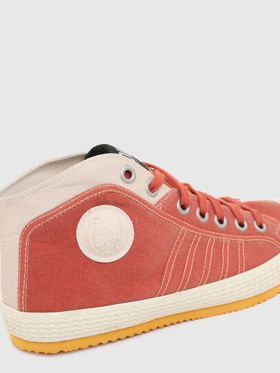 Diesel - S-YUK MC, Arancione - Sneakers - Image 4