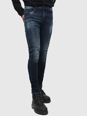 D-Istort 0098R, Blu Scuro - Jeans