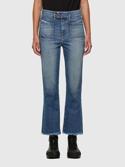 Diesel - D-Earlie 009HG, Blu Chiaro - Jeans - Image 1