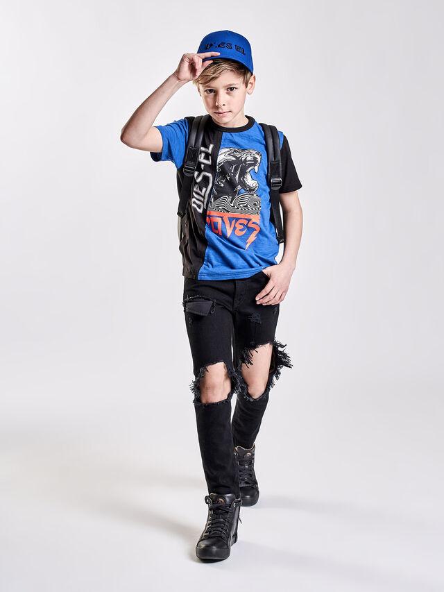 Diesel - MHARKY-J, Nero Jeans - Jeans - Image 4