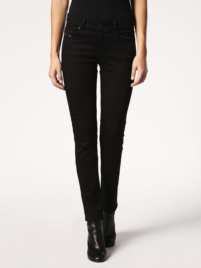 SANDY 0800R, Nero Jeans
