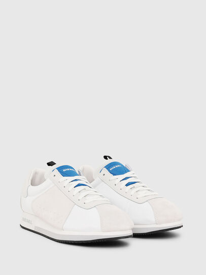 Diesel - S-PYAVE LC, Bianco - Sneakers - Image 2