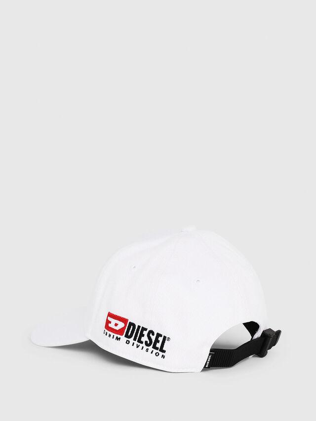 Diesel - CEDIVIS, Bianco - Cappelli - Image 2
