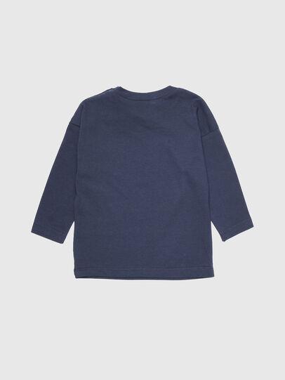 Diesel - TAIZAB, Blu Scuro - T-shirts e Tops - Image 2