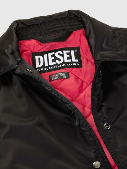Diesel - G-KAT, Nero - Giacche - Image 5