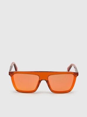 DL0323, Arancione - Occhiali da sole