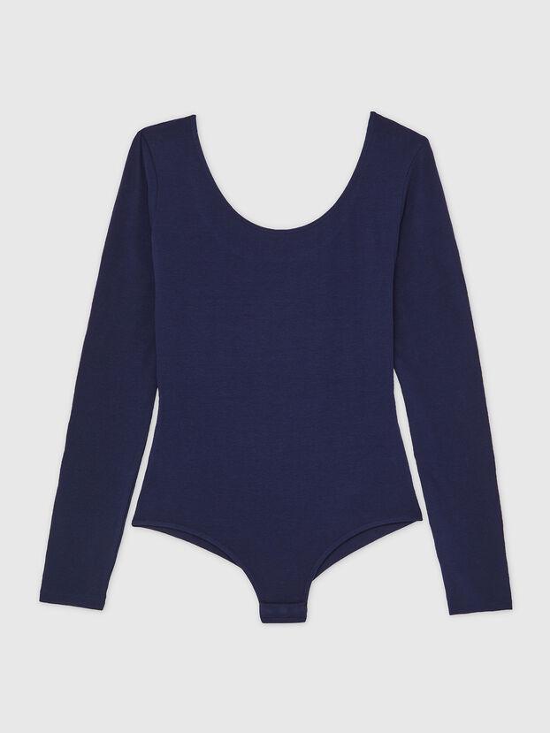 UFBY-BODY-LS, Blu Scuro - Body