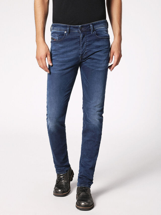 Diesel Buster 0675L, Blu Scuro - Jeans - Image 2