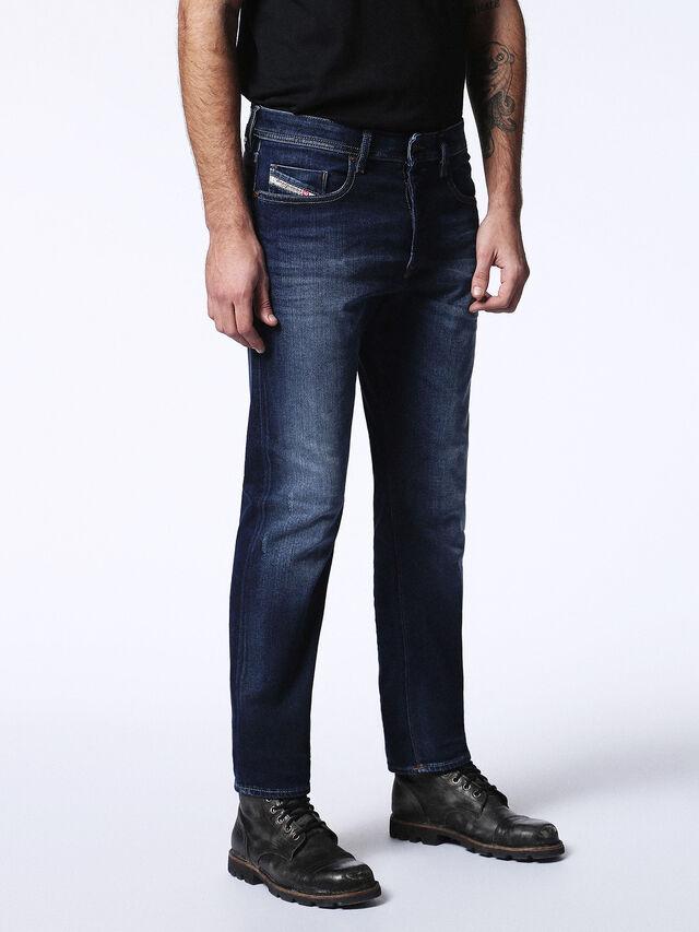 Diesel Buster 0860L, Blu Scuro - Jeans - Image 6