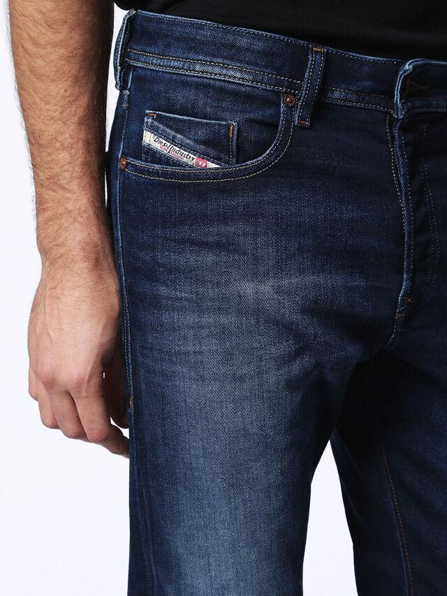 Diesel Buster 0860L, Blu Scuro - Jeans - Image 4