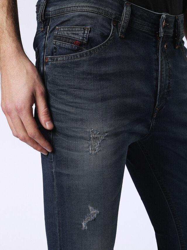 Diesel - Spender JoggJeans 0678L, Blu Scuro - Jeans - Image 3