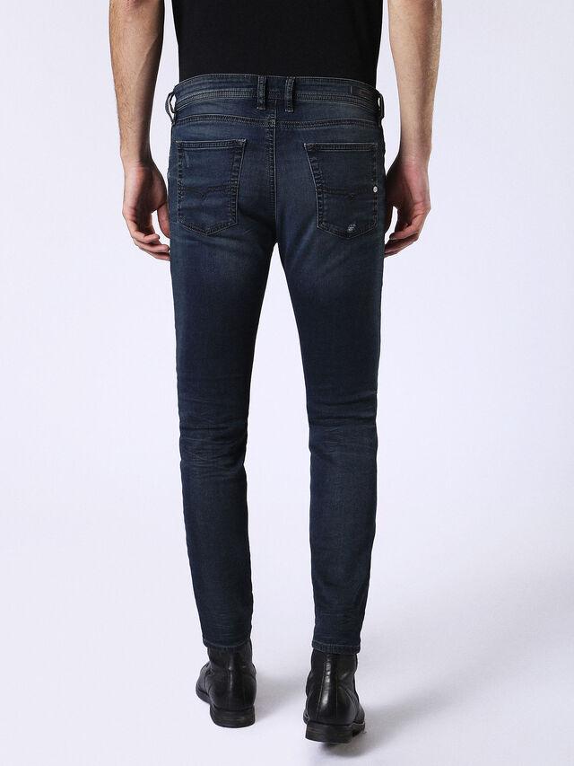 Diesel - Spender JoggJeans 0678L, Blu Scuro - Jeans - Image 2
