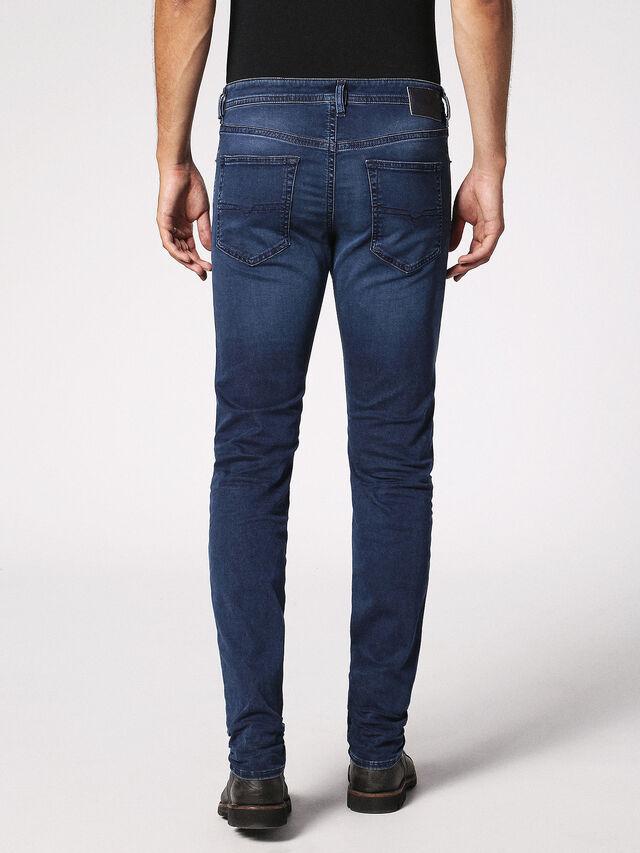 Diesel - Buster 0675L, Blu Scuro - Jeans - Image 3