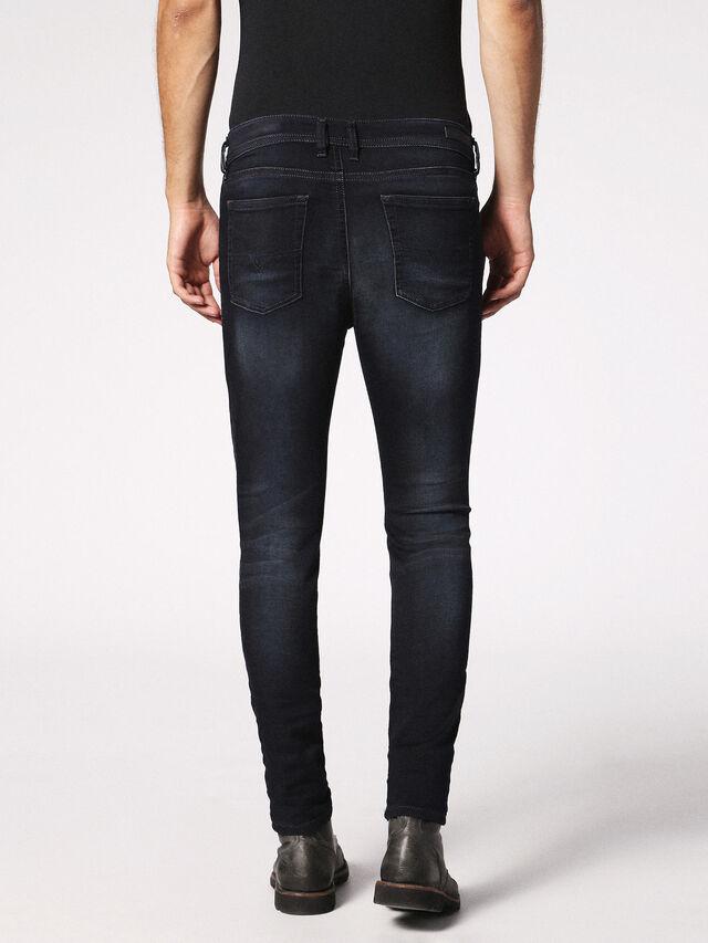 Diesel - Spender JoggJeans 0686F, Blu Scuro - Jeans - Image 2