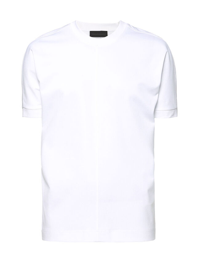 Diesel - TANORMAL, Bianco - T-Shirts - Image 4