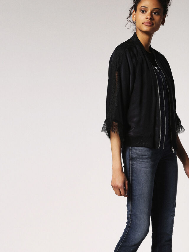 Diesel - ZEPPEL JOGGJEANS, Blu Jeans - Tute e Salopette - Image 6