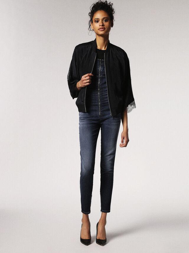 Diesel - ZEPPEL JOGGJEANS, Blu Jeans - Tute e Salopette - Image 4