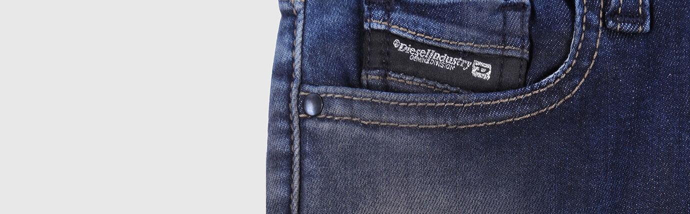 Jeans Bambina Junior Diesel