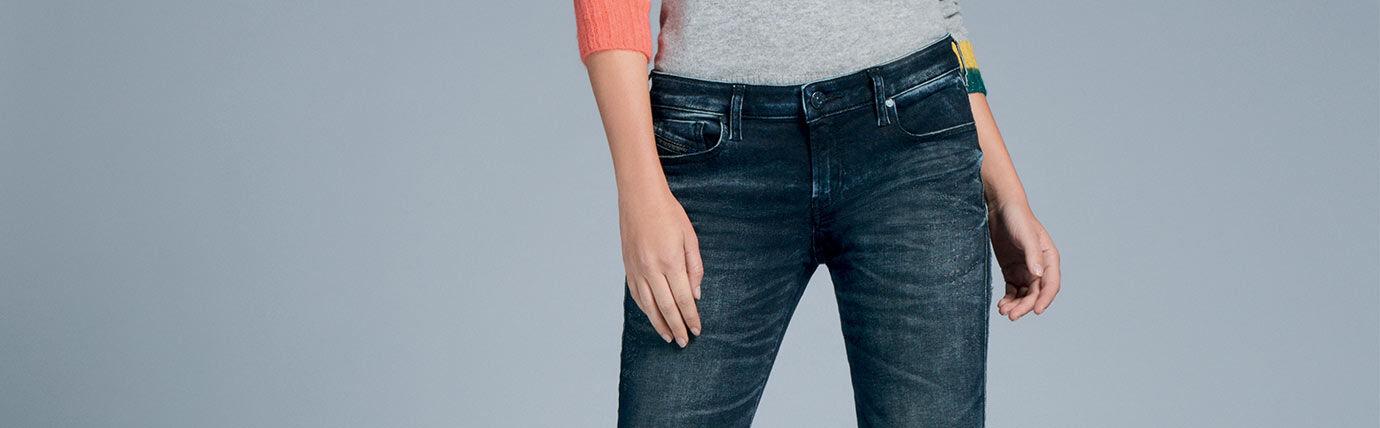 Shop Women's Denim Super Skinny