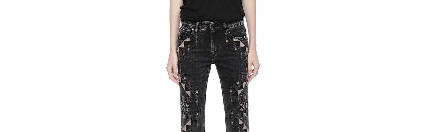 Jeans Donna Diesel Black Gold Diesel