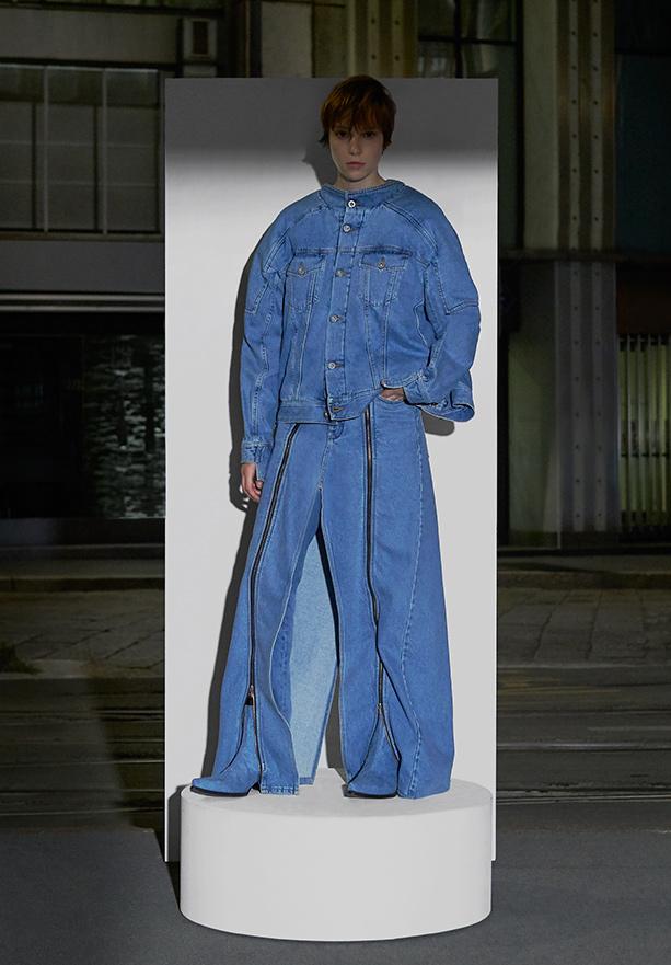 Red Tag - Shayne Oliver for Diesel   Look