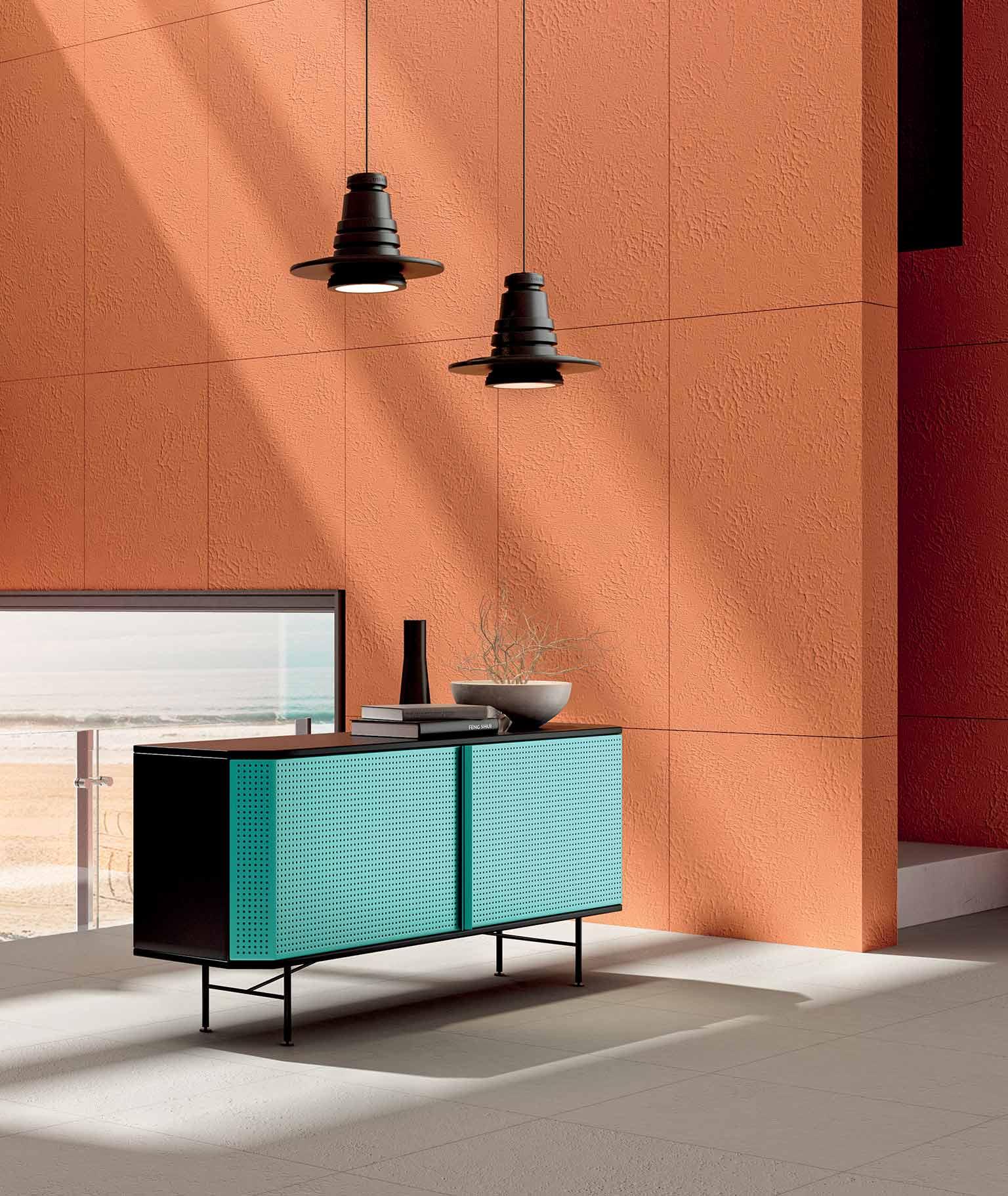 Diesel Living: Technical ceramics with Iris