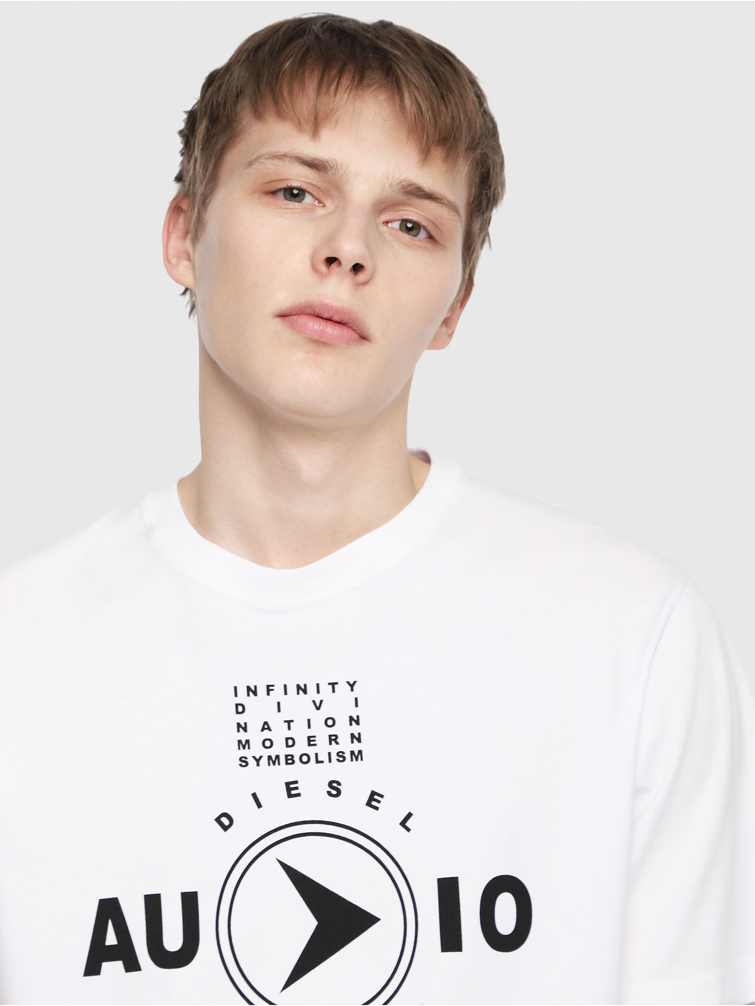 Diesel - T-JUST-Y2,  - T-Shirts - Image 3