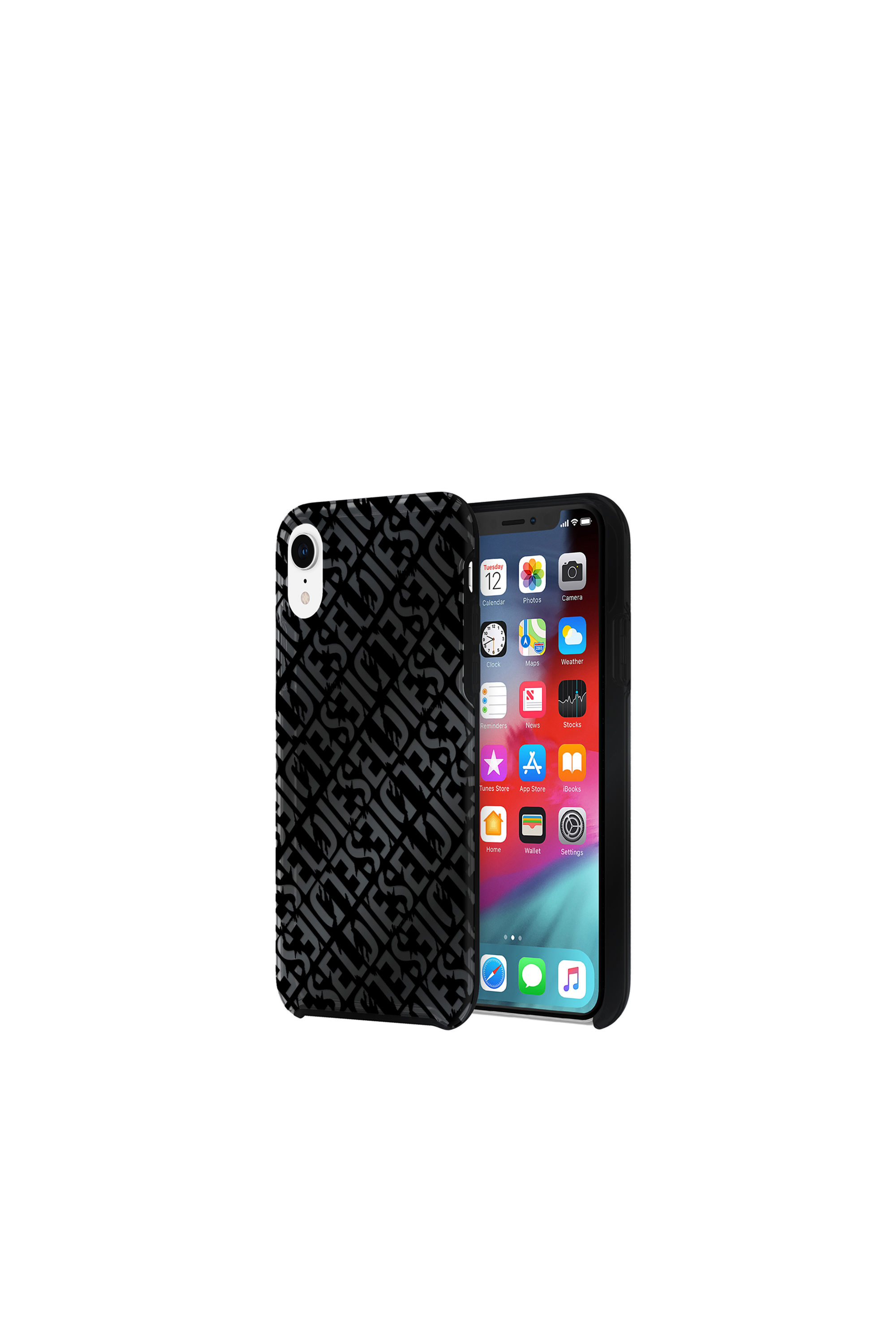 Diesel - DIESEL PRINTED CO-MOLD CASE FOR IPHONE XR,  - Cover - Image 1
