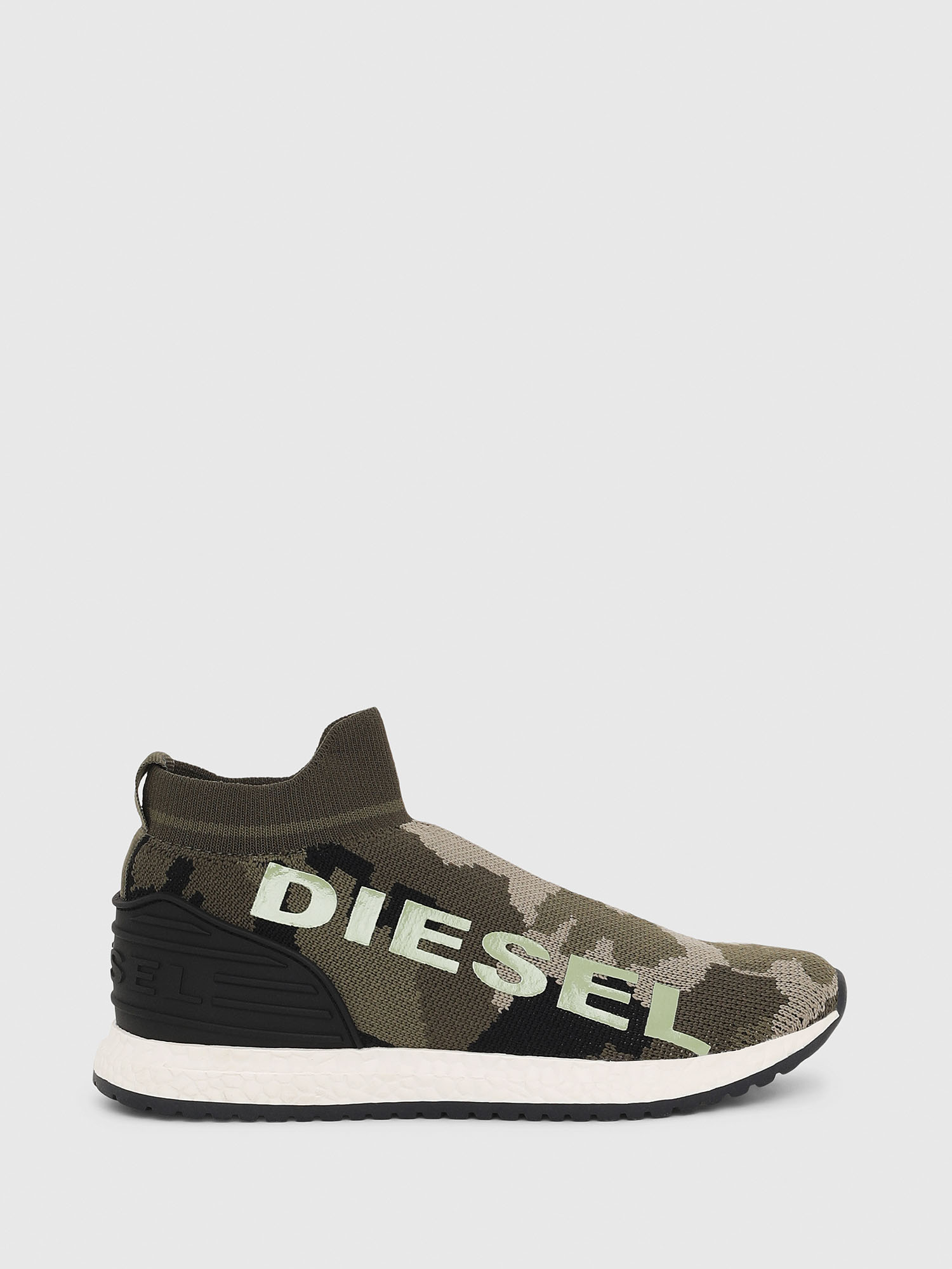 Diesel - SLIP ON 03 LOW SOCK,  - Scarpe - Image 1